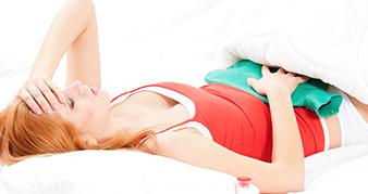 Od silnej menštruácie a anémie k myómom